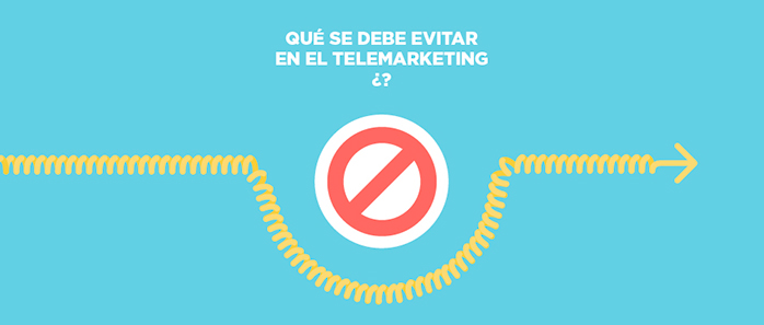 Errores a evitar en Telemarketing